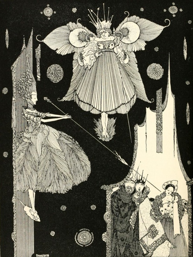 HARRY CLARKE 1922_SLEEPING BEAUTY