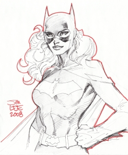 batgirl jim lee