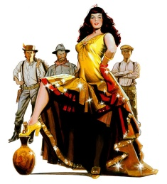betty page jim silke