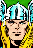 MARVEL THOR SKETCH CARD (2)