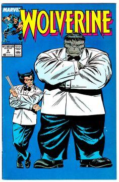 wolverine and hulk